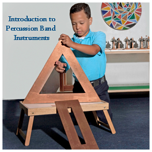 Introduction to Percussion Band Instruments